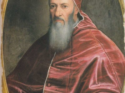 February 7, 1550 The Election of Pope Julius III