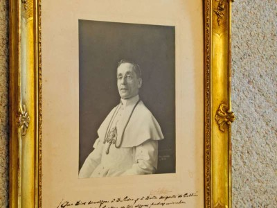 Pope Benedict XV's letter to Ottoman Sultan Mehmed V on the Armenian Genocide