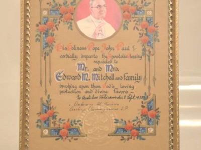 August 26, 1978: Pope John Paul I's Election