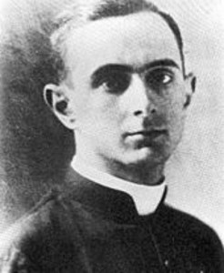 Father Giovanni Montini Ordination: May 29, 1920