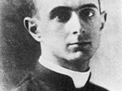 May 29th on Papal Artifacts The Ordination of Giovanni Montini, the Future Pope Paul VI in 1920