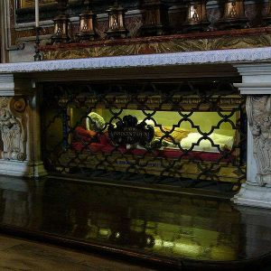 Tomb of Blessed Innocent XI in St. Peter's Basilica