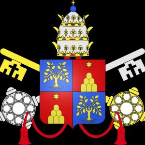 Coat of Arms of Pope Alexander VII
