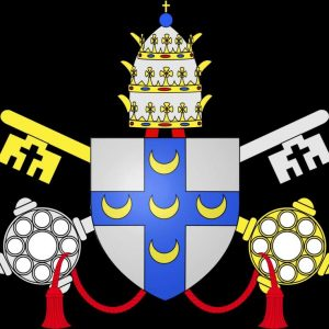 Coat of Arms of Pope Pius II