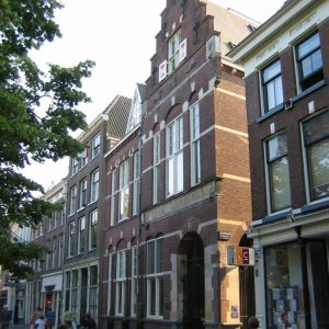 Adrian VI Birth place in Utrect Netherlands