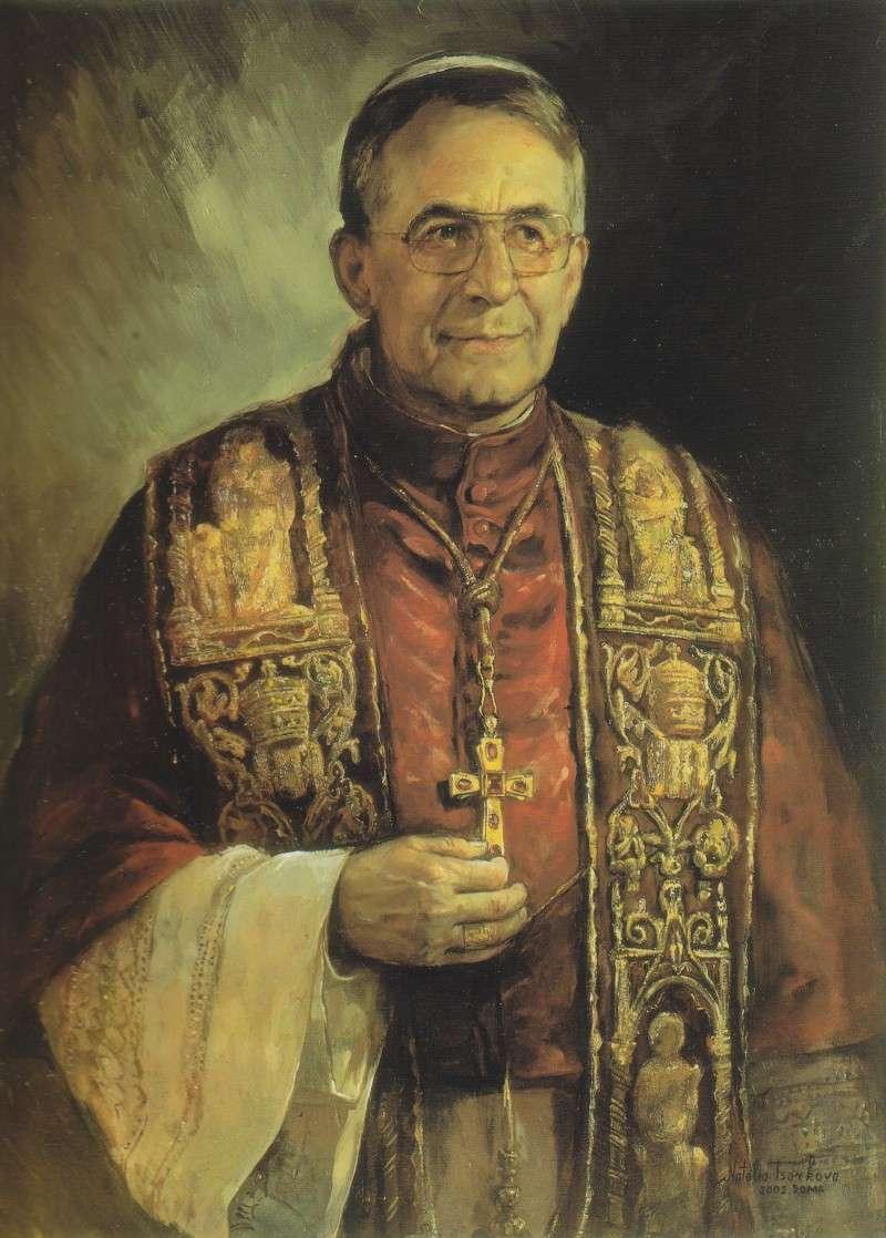 Pope John Paul I | Papal Artifacts