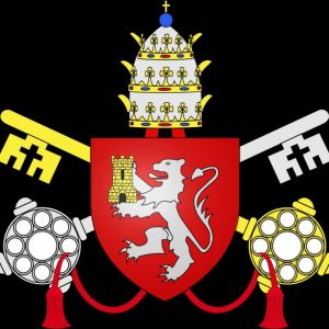 Coat of Arms of Pope Pius VIII