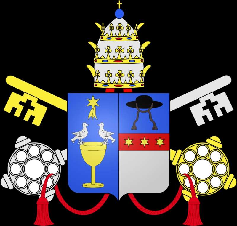 Coat of Arms of Pope Gregory XVI