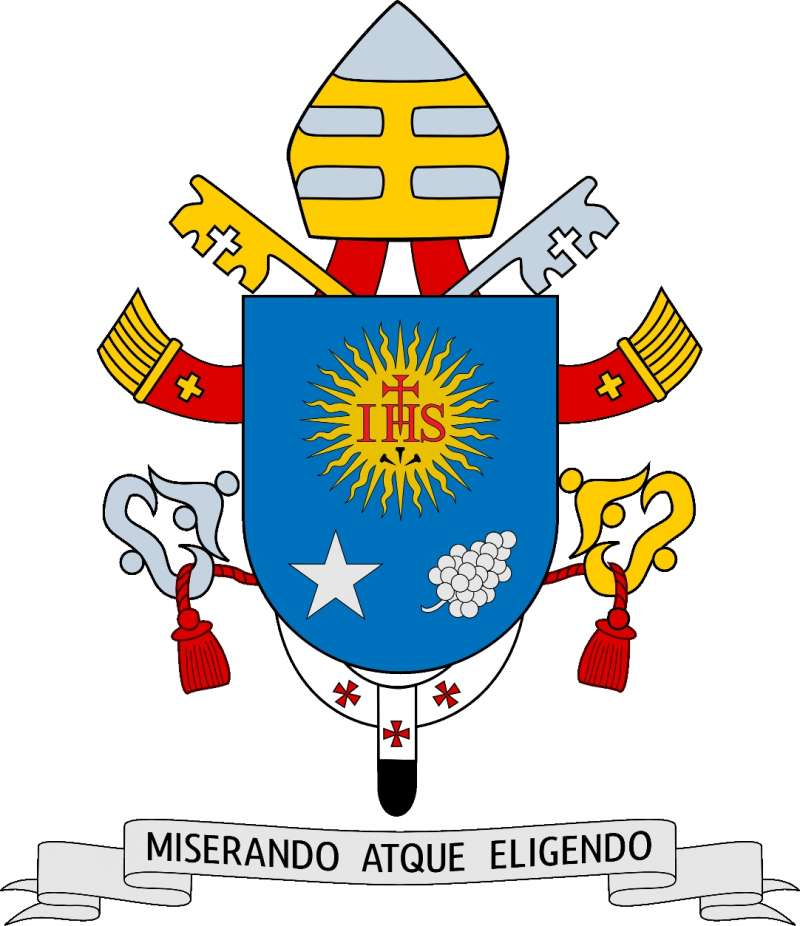 The Coat of Arms of Pope Francis