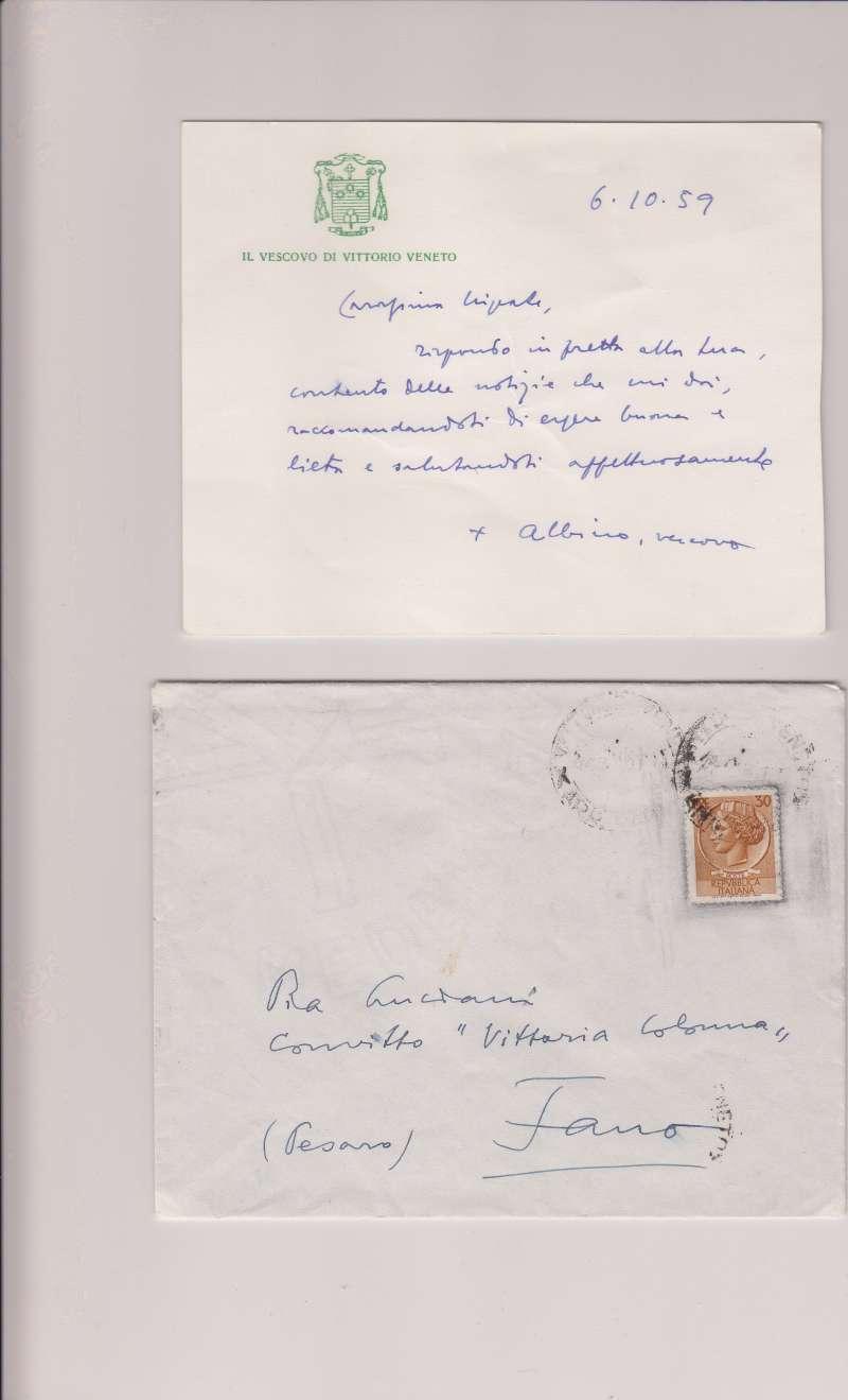 Note Card on Original Letterhead Paper