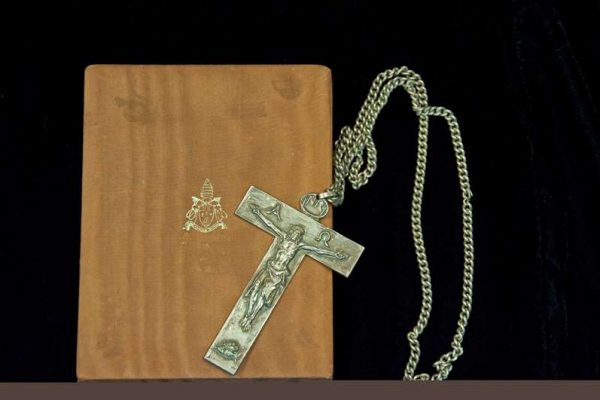 Pectoral Cross Given by Pope Paul VI  to Bishops in the Bogota Synod of 1968