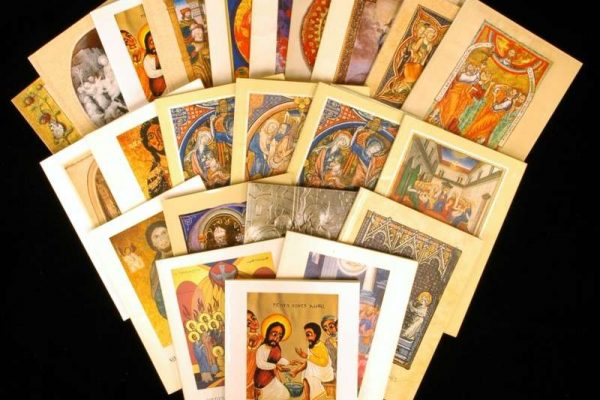 Saint John Paul II & Pope Benedict XVI:  Mass Booklets From Various Ceremonies at the Vatican