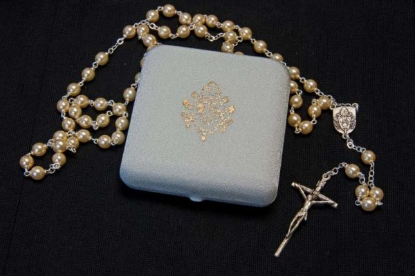 Rosary and Case of Benedict XVI
