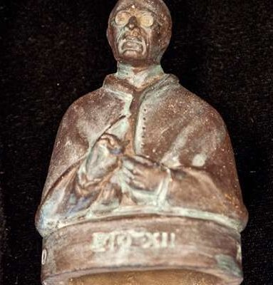 Bust of Pope Pius XII