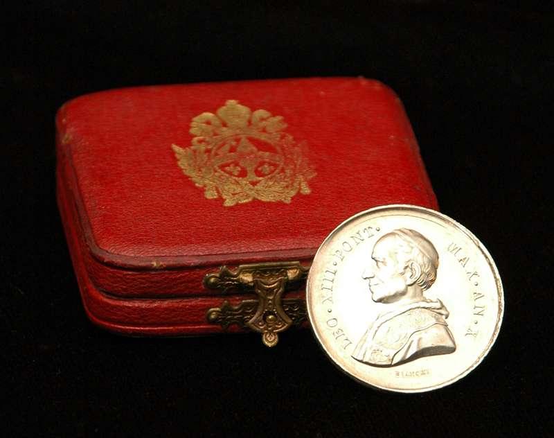 Presentation Medal