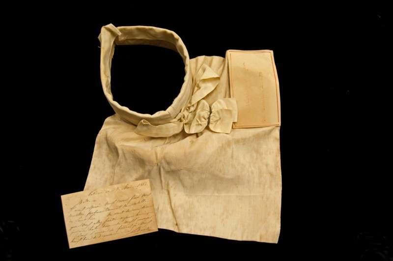 Roman Collar Worn by Leo XIII