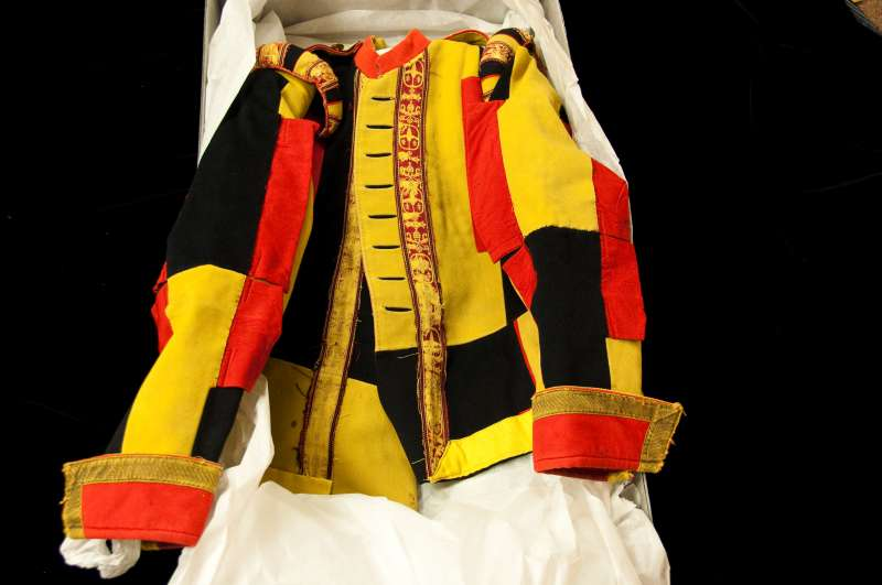 Swiss Guard Uniform Dating From The Pontificate of Leo XIII