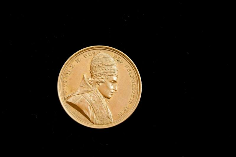 Commemorative Medallion Pius VII