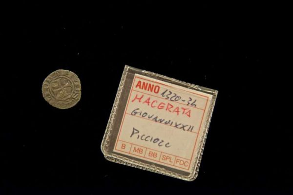 Coin From the Pontificate of John XXII