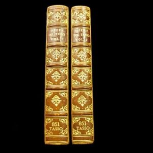 Two Books Owned by Clement XI