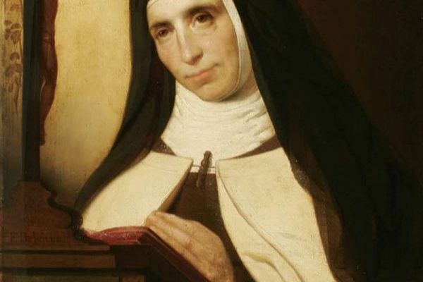Blessed Anne of Saint Bartholomew