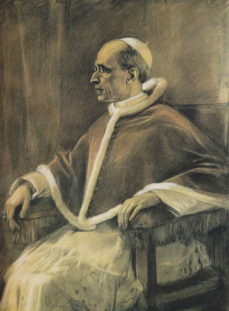 Venerable Pius XII