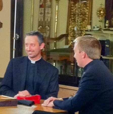 Fr. Richard Kunst & Co-host, Fr. Ryan Moravitz