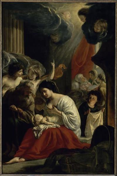 le-nain-brothers-the-nativity-of-mary-1645