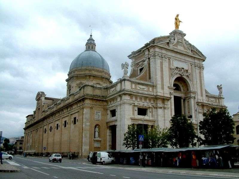 Santa Maria degli Angeli, the Burial Site of Pius IV