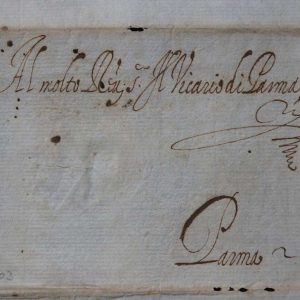 Document Signed by Cardinal Alessandro de' Medici
