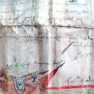 1785 Appointment to Ravenna