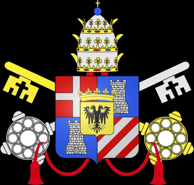 Coat of Arms of Pope Clement XIII