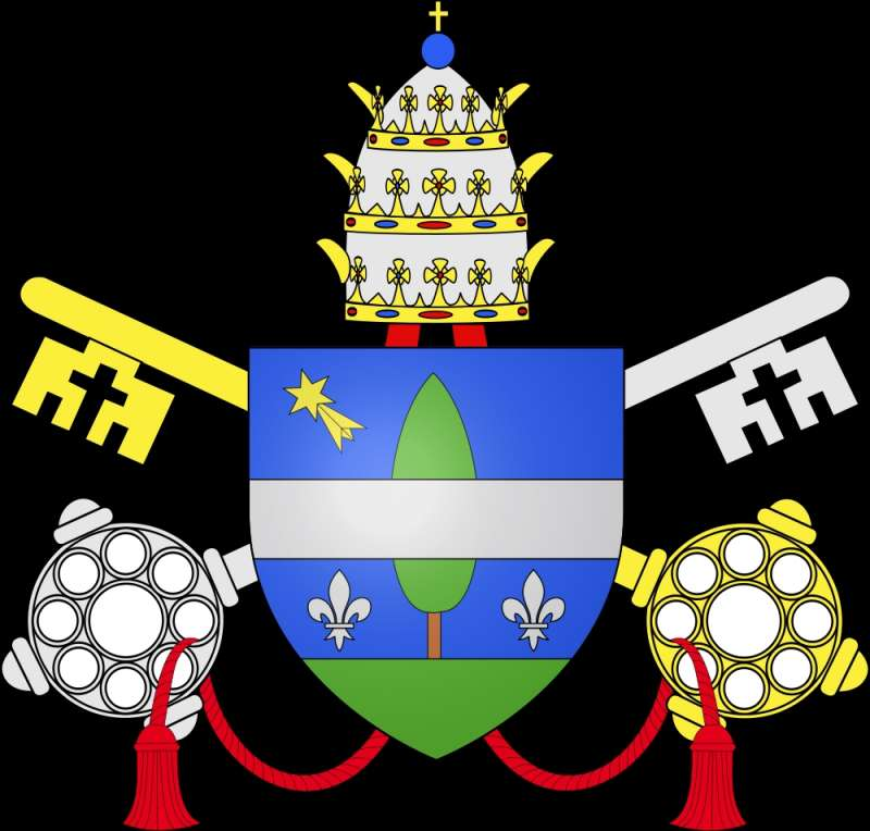 Coat of Arms of Pope Leo XIII
