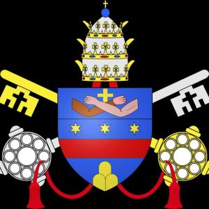 Coat of Arms of Pope Clement XIV