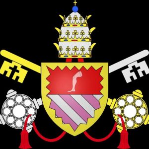 Coat of Arms of Antipope John XXIII
