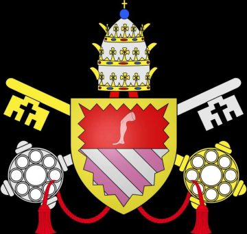 Coat of Arms of Antipope John XXIII