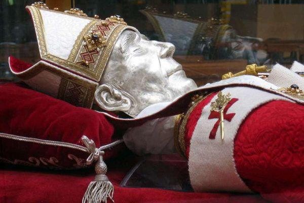 Tomb of Saint Celestine V