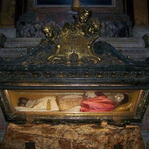 Tomb of St. Pius V