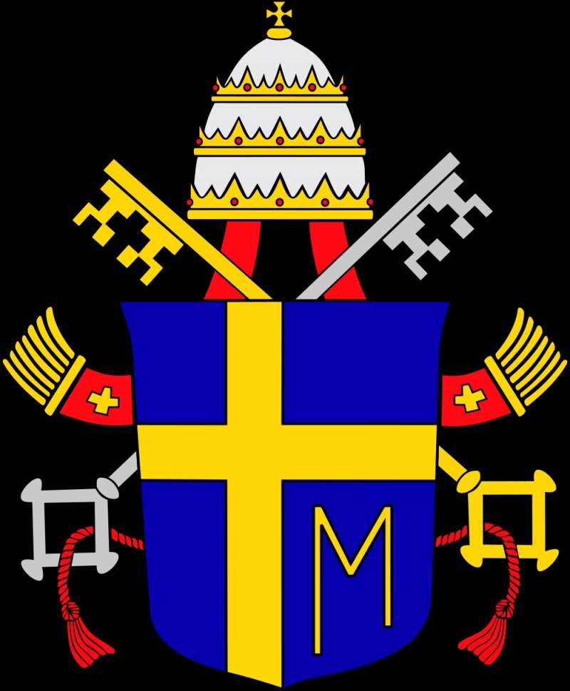 Coat of Arms of Saint John Paul II