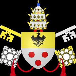 Coat of Arms of Pope Pius XI