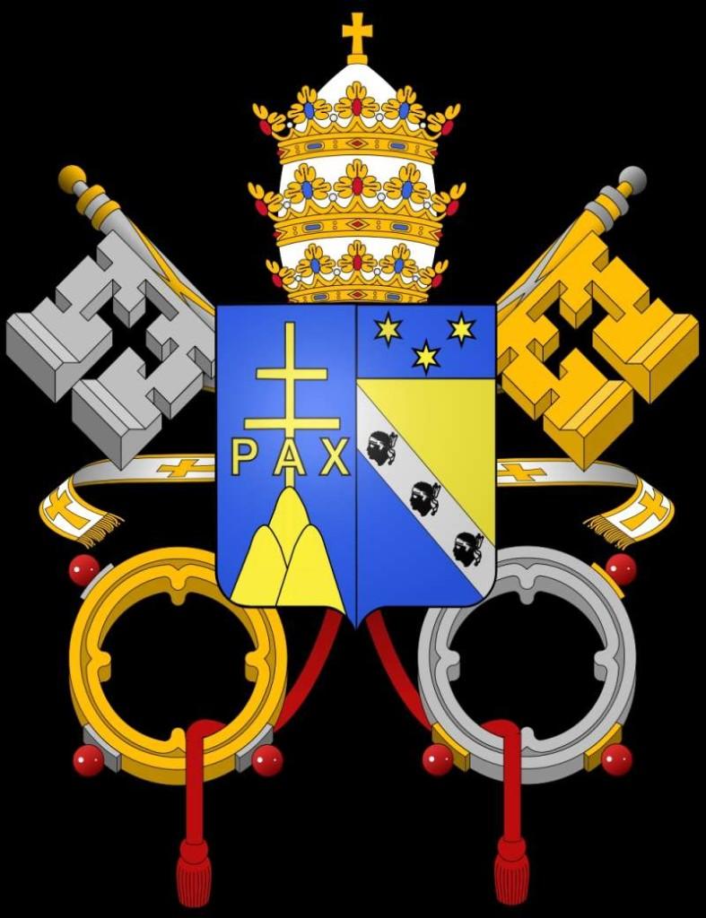 Coat of Arms of Pope Pius VII