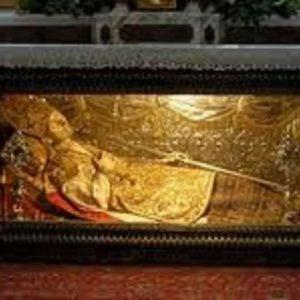 St. Alphonsus de Liguori Burial Site