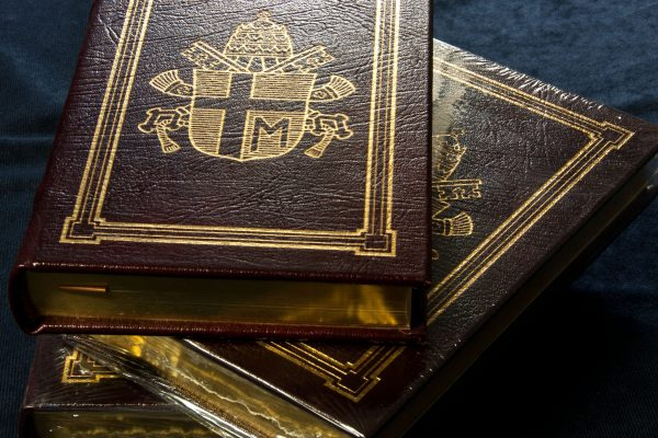 Pope John Paul II: Easton Press Collectible Books, Signed