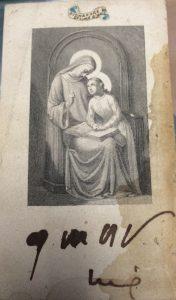 St. Jean Vianney Signature