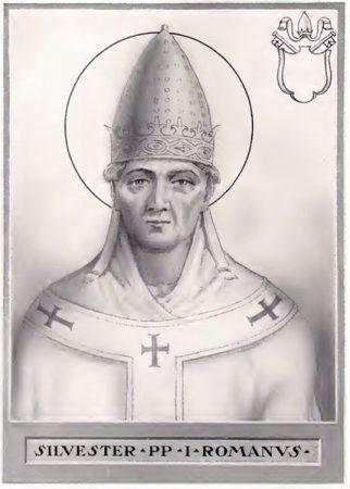 Pope St. Silvester I