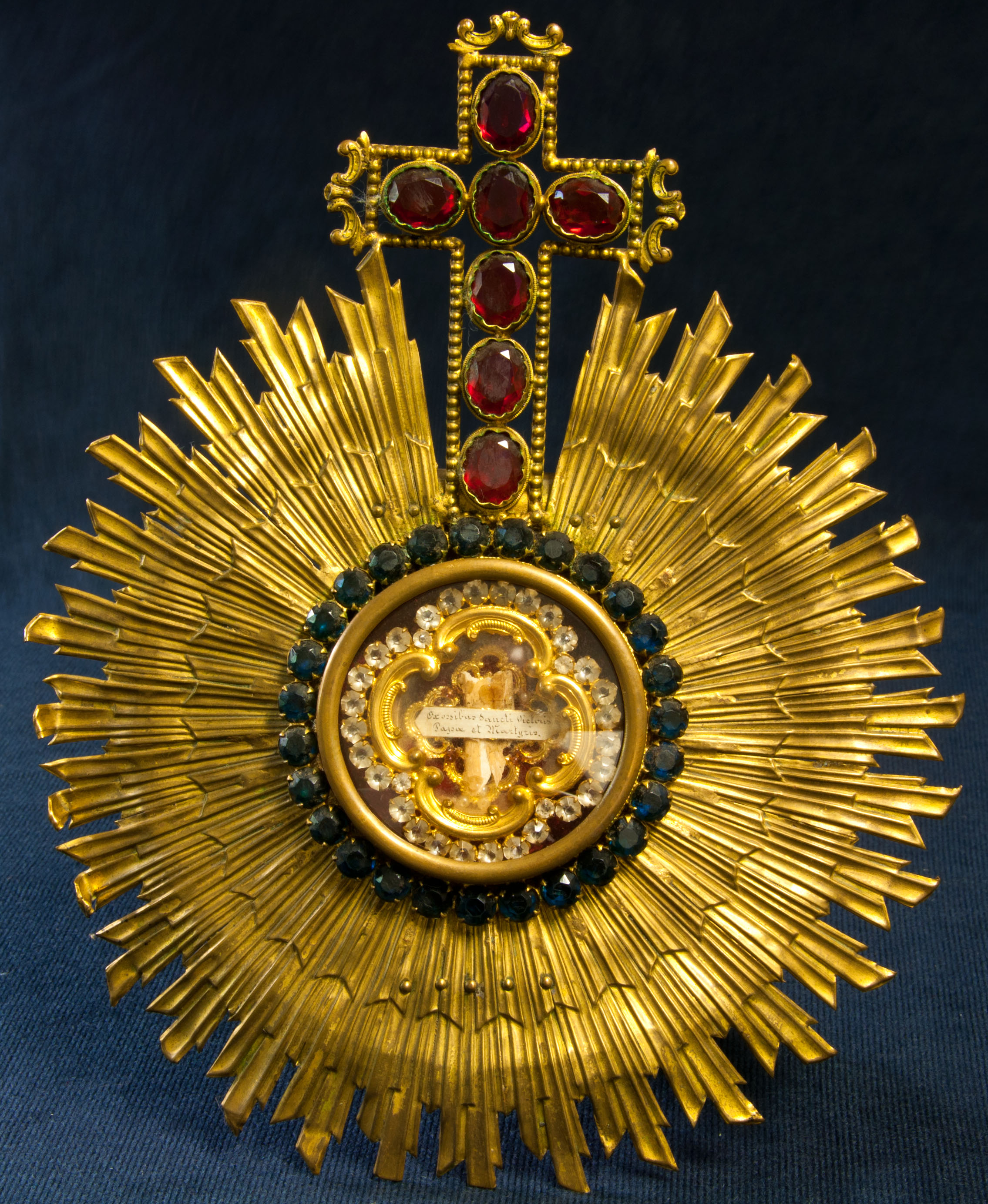 Pope St. Victor I: Bone Relic