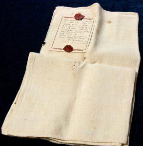 St. Jean Vianney: Sweat Cloth