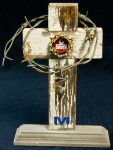 Saint Maximilian Kolbe: 1st Class Relic