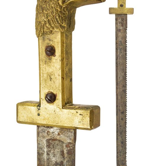 Dagger Used for Defense in the Papal States