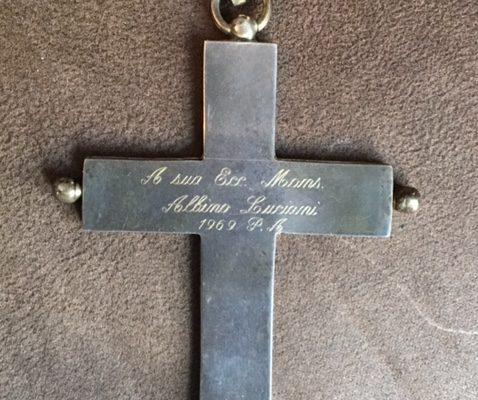 Pope John Paul I: A Pectoral Cross